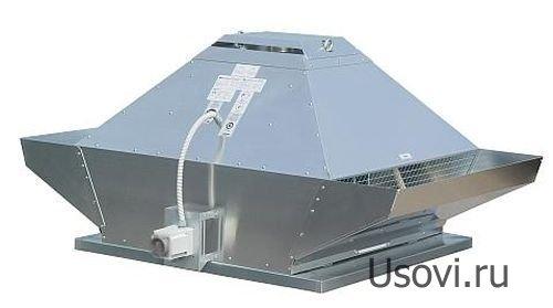 Крышный вентилятор дымоудаления
