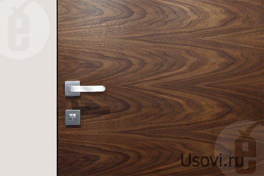 Двери межкомнатные деревянные шпонированные в Москве