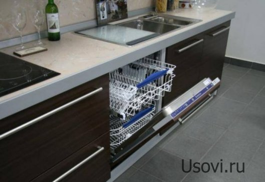 Критерии выбора встраиваемой посудомоечной машины.