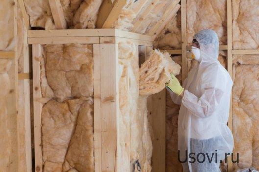Какими материалами можно утеплить дом