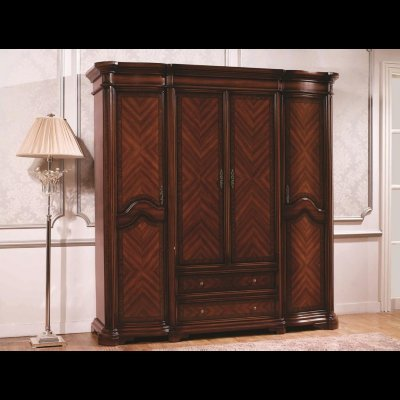 4-х дверный шкаф из серии «Алисия»