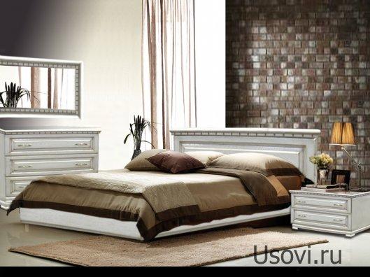 Обзор белых деревянных кроватей