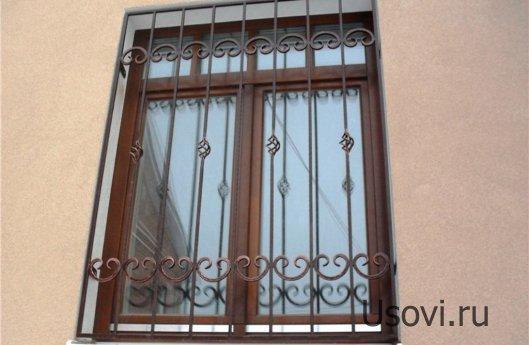 Металлические решётки на окна