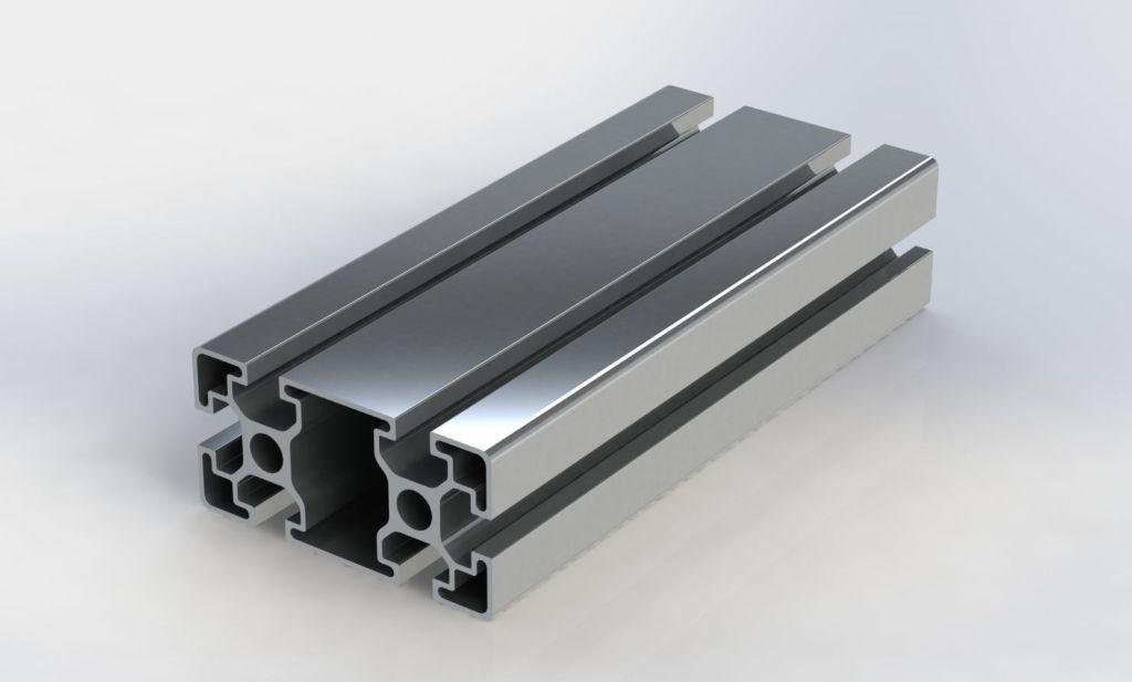 Алюминиевый профиль в строительстве