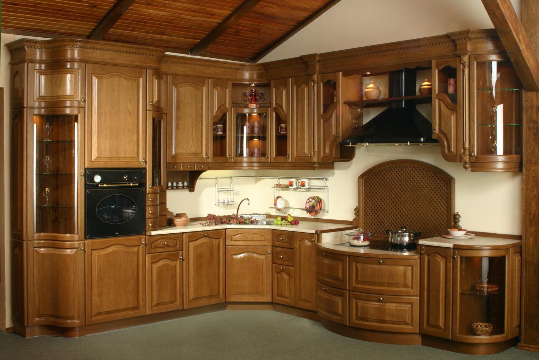 Преимущества мебели из дерева