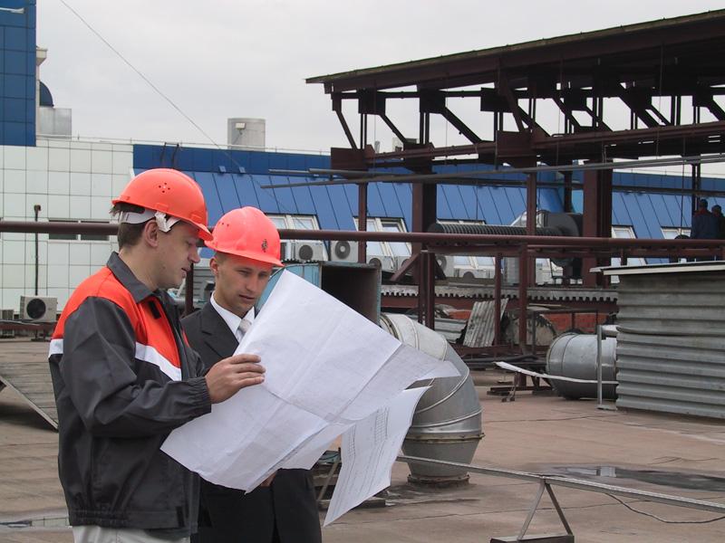 Экспертиза зданий на начальных этапах строительствах и по их завершению