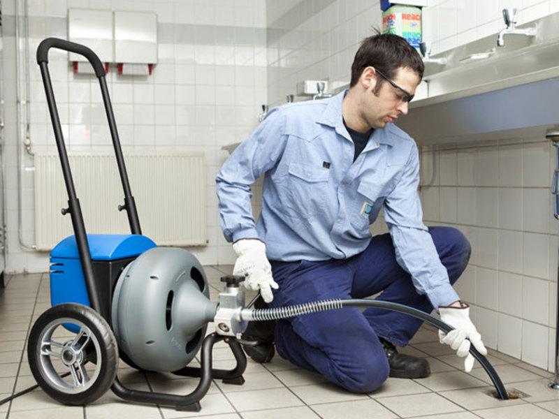 Способы чистки канализации