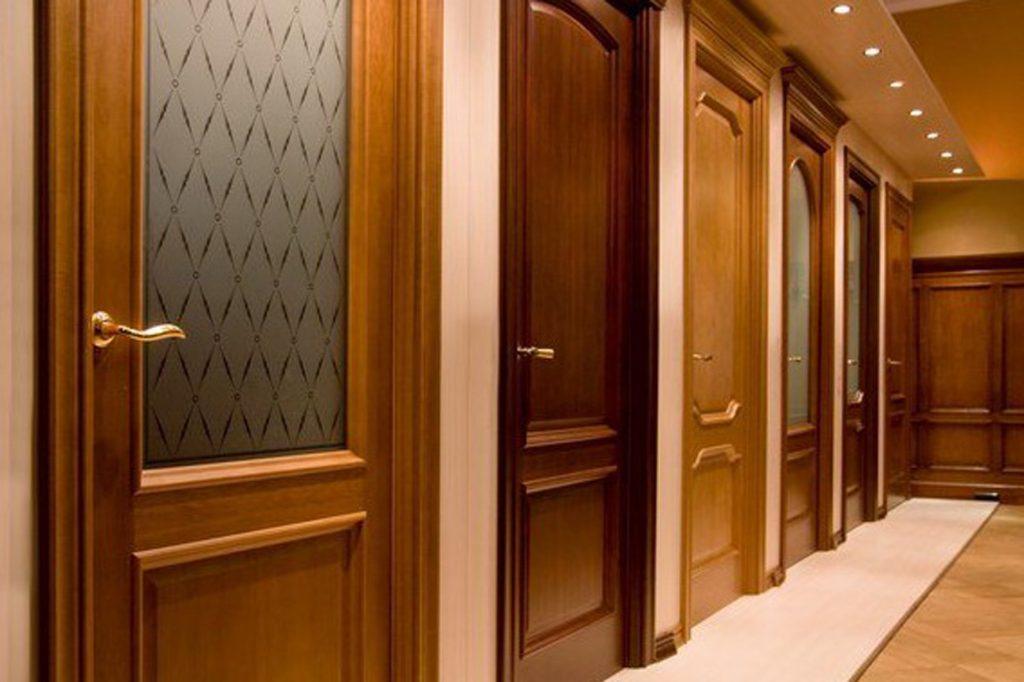 Некоторые аспекты выбора межкомнатной двери