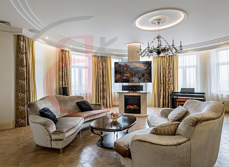 Проектирование и формирование цены по дизайну квартиры