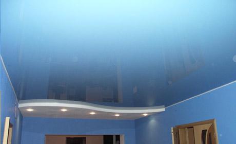 Что нужно знать о натяжных потолках