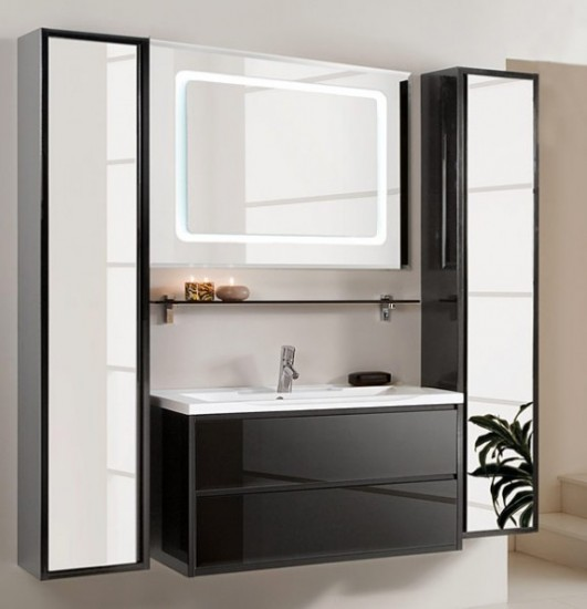 Что представляет собой влагостойкая мебель для ванной комнаты?