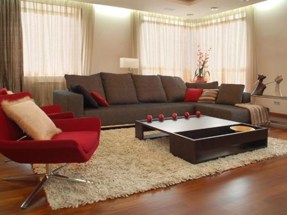 Дизайн гостиной фото в квартире 18 кв. метров