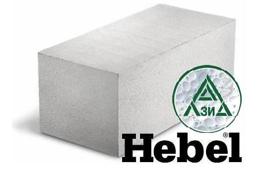 Газобетонные блоки Hebel – описание и свойства