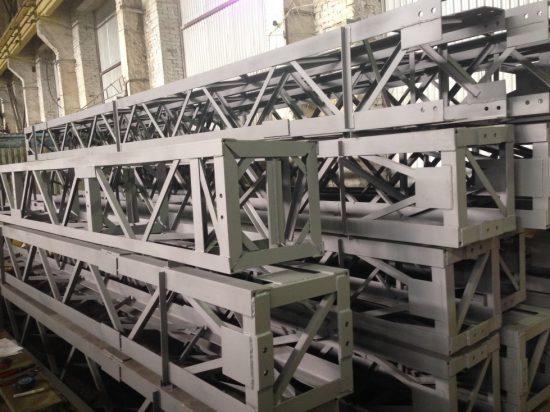 Использование металлоконструкций для строительства