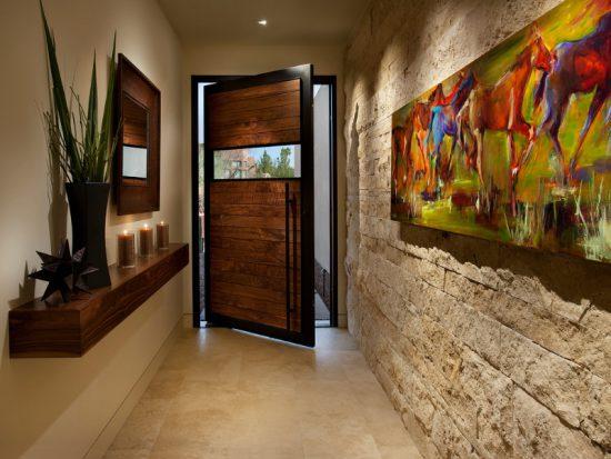 Как правильно использовать пространство узкого коридора