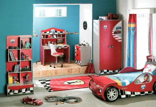 Комната для ребенка 1-7 лет