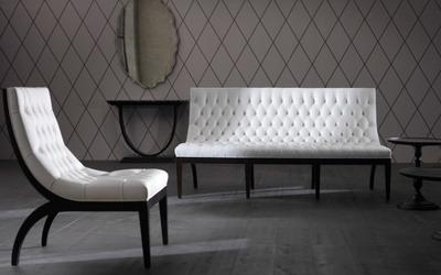 Мебель итальянской гостиной и современный дом