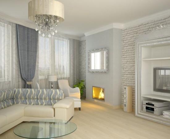 Обсуждаем дизайн гостиной в частном доме