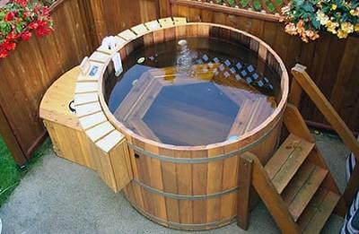 Офуро: японская баня в России