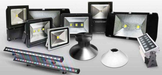 Преимущества прожекторов светодиодных: как сделать выгодную покупку