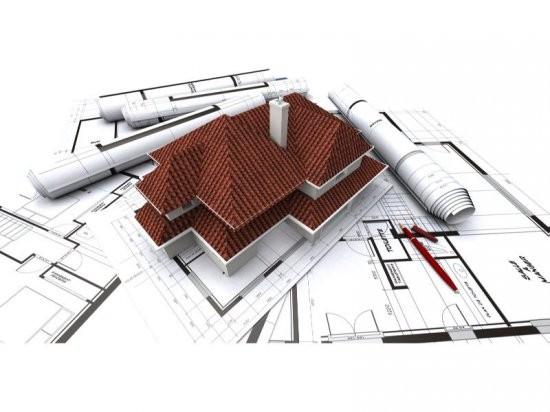 Раздел сооружения, технический план