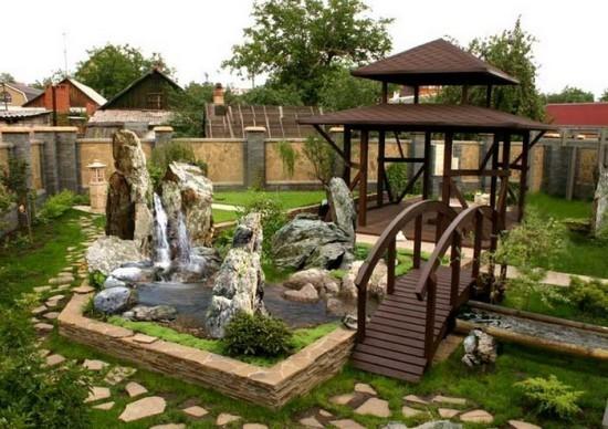 Садово-парковые стили в ландшафтном дизайне