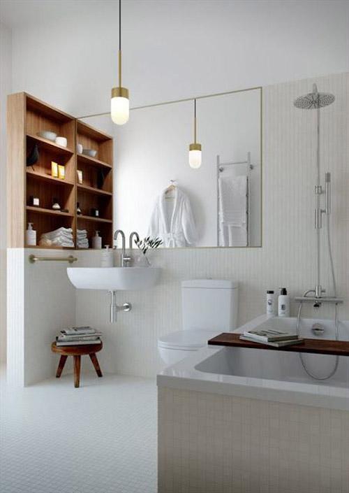 Современные идеи дизайна ванной комнаты 2016 года