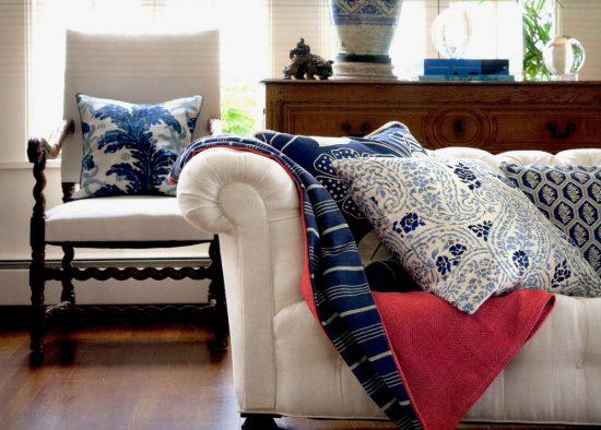 Текстиль в интерьере. Общие рекомендации