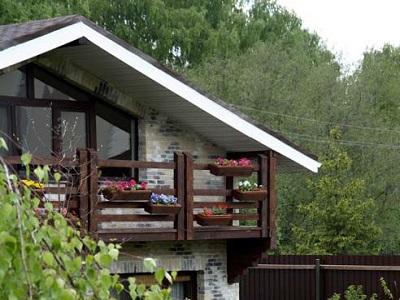 Весенний балкон
