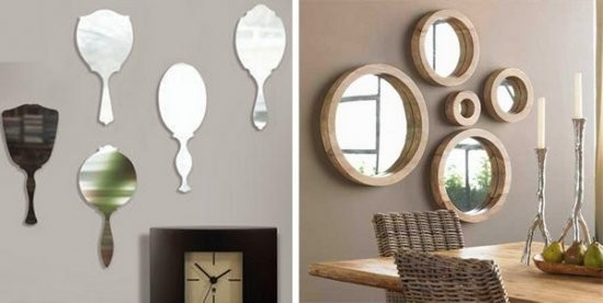 Зеркала и интерьер