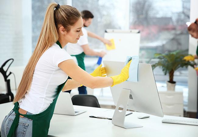 Чистые офисы и помещения – залог удачного продвижения бизнеса