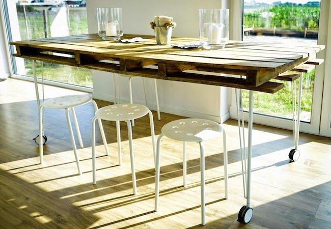 Мебель для ресторанов, кафе и баров. Столы современные