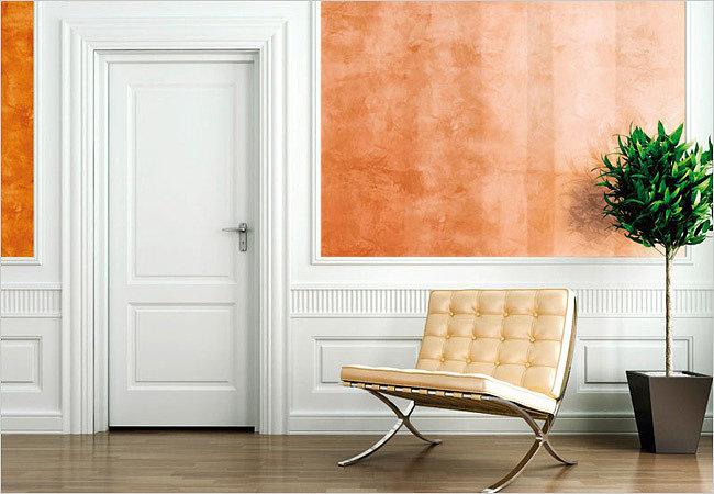 Особенности и технология нанесения акриловых красок для стен и потолков