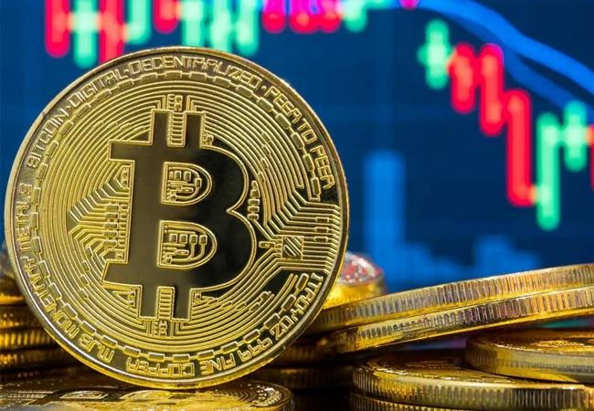 Про биткоины и криптовалюту