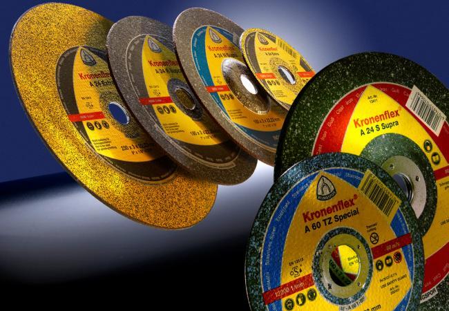 Покупка оборудования и профессионального инструмента — шлифовальный круг